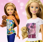 Barbie, jej siostry i pupile