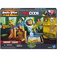 Hasbro - Angry Birds Star Wars - Jenga Telepods Endor A6061 A6059