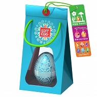 Smart Egg - Puzzle Labirynt Turkusowy 3389031