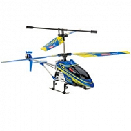 Carrera RC - Blue Hawk Helikopter 2,4GHz 501009