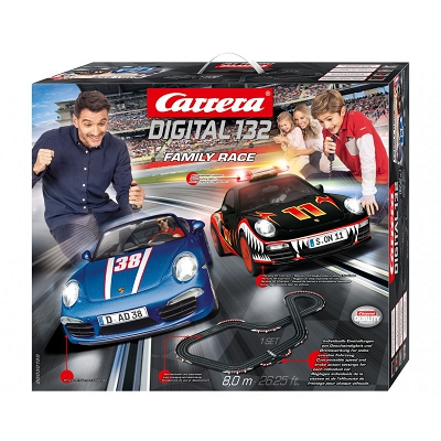Carrera DIGITAL 132 - Family Race 30199