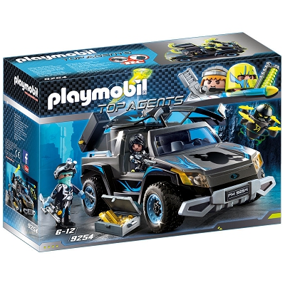 Playmobil Pick - up Dr Drone'a 9254