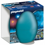 Playmobil - Space Agent z robotem 9416