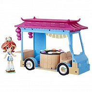 My Little Pony - Mini Equestria Girls - Sushi Truck i Sunset Shimmer C1840