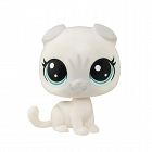 Littlest Pet Shop - Alabaster Scottsfold B9824 A8229