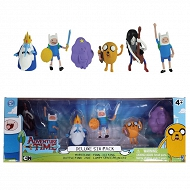 Adventure Time - Zestaw 6 figurek Deluxe 6cm 14273