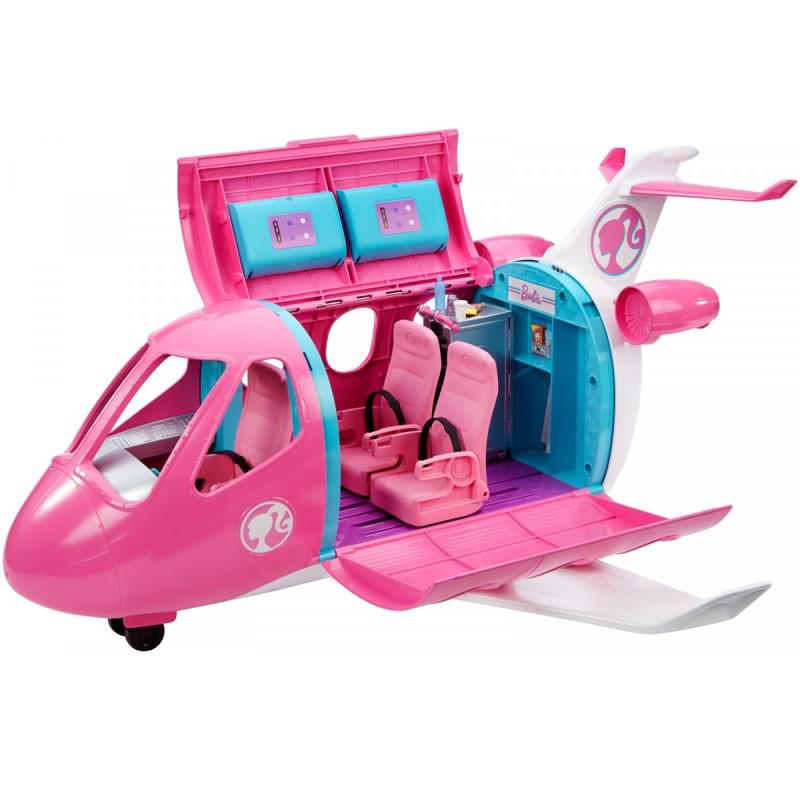 Barbie GDG76 Barbie Barbie - Wielki samolot...