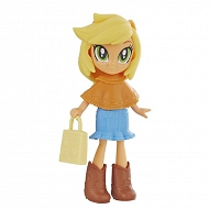 My Little Pony - Equestria Girls Modne mini lalczki Applejack E4238