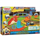 Fisher Price - Collectible Railway Wyprawa Tomka po dinozaury CDV09
