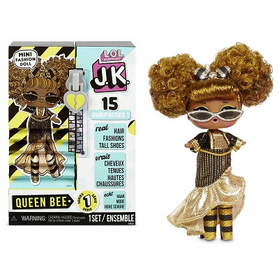 LOL Mini Fashion Doll lalka Queen Bee  570783 570745E7C