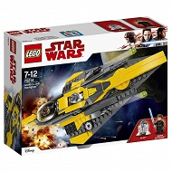 LEGO Star Wars - Jedi Starfighter Anakina 75214