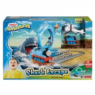 Fisher Price - Adventures Thomas Ucieczka przed rekinem DVT12