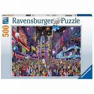 Ravensburger - Puzzle Nowy Rok na Times Square 500 el. 164233