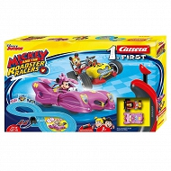 Carrera 1. First - Mickey and the Roadster Racers - Minnie 63019