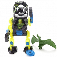 Fisher Price IMAGINEXT DinoTech W6019 W6016