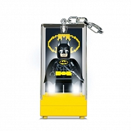 LEGO Batman Movie - Latarka LED i brelok 2w1 Batman w gablocie KE75Y