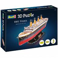 Revell Puzzle 3D RMS Titanic 00170