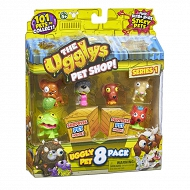 The Ugglys Pet Shop - Mini Paskudniak 8 pack 19409