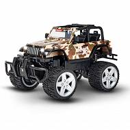 Carrera RC - JEEP Wrangler Rubicon camouflage 2,4GHz 1:16 162122