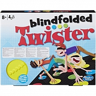 Hasbro - Blindfolded Twister E1888