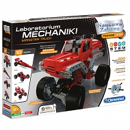 Clementoni - Laboratorium mechaniki Monster truck 50062