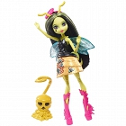 Monster High - Skrzydlata mała Beetrice FCV49