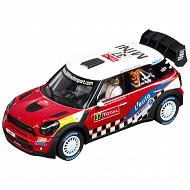 "Carrera DIGITAL 132 - MINI Cooper Countryman WRC ""Daniel Sordo, No.37"" 30614"