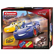 Carrera GO!!! - Disney Auta CARS Radiator Springs 62446