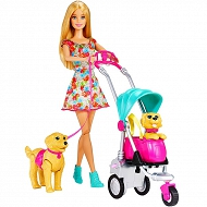 Barbie spacer z pieskami CNB21