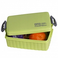 CoolPack - Śniadaniówka Lunch Box SNACK Green 93408