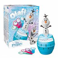 Tomy Gra Frozen Pop Up Olaf T73038