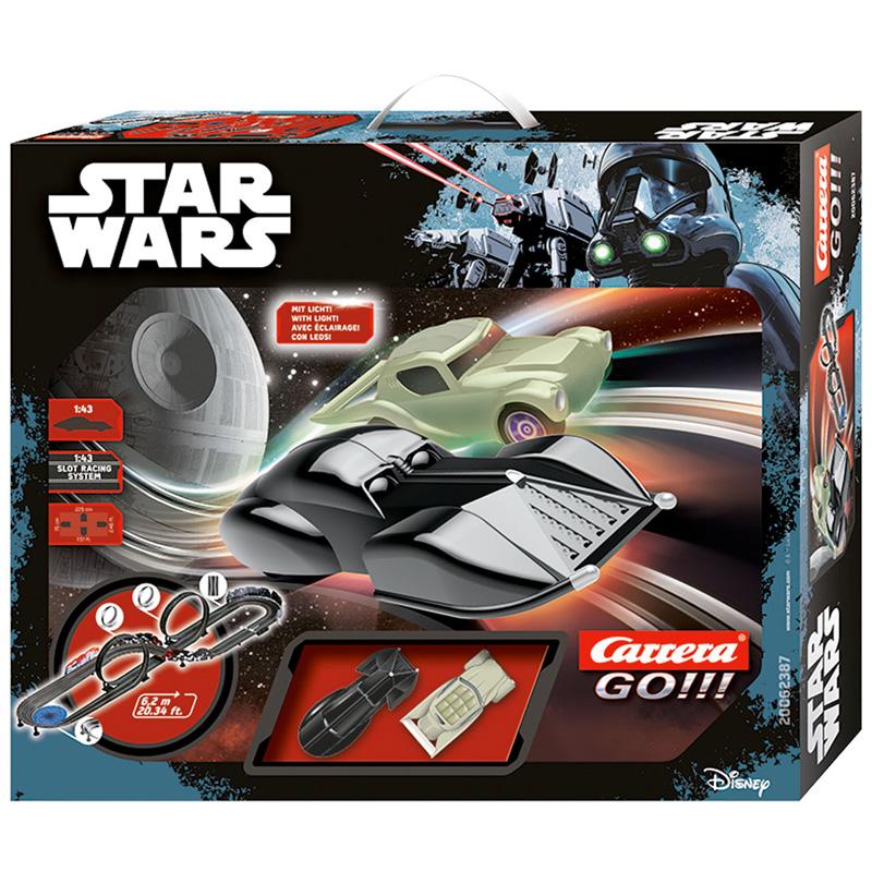 Carrera 62387 Carrera Carrera GO !!! - Star Wars 62387