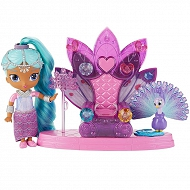 Fisher Price - Shimmer & Shine Pałąc Samiry DYV77