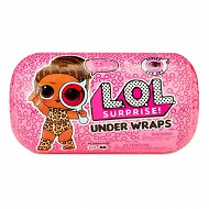 L.O.L. SURPRISE - Laleczka Innovation Under Wraps LOL Seria 4.2 Eye Spy 552062