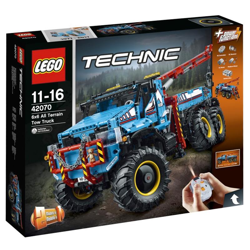 Lego 42070 Lego LEGO Technic - Terenowy...