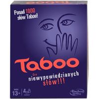 Hasbro A4626 Hasbro Hasbro - Gra Taboo Tabu...