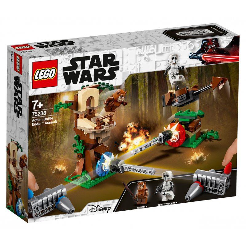 LEGO 75238 Lego LEGO Star Wars - Bitwa na...
