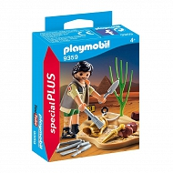 Playmobil - Archeolog 9359
