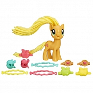 My Little Pony - Stylowa grzywa Applejack B9617