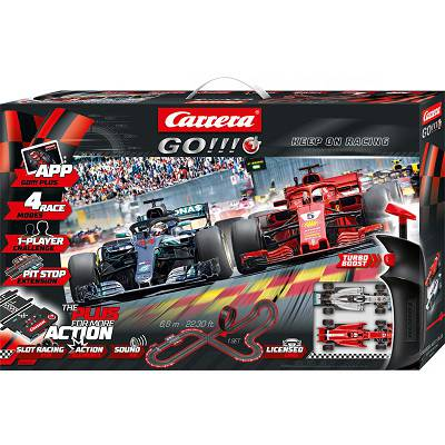 Carrera GO!!! PLUS - Keep on Racing 66010
