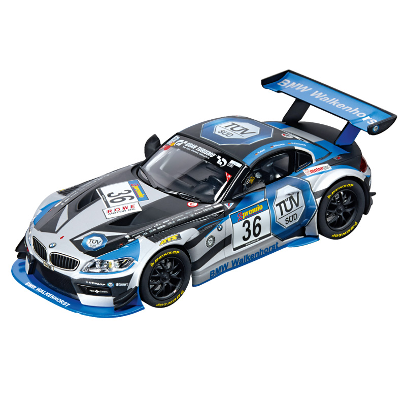 Carrera DIGITAL 132 - BMW Z4 GT3 WALKENHORST NO.36 30713