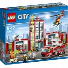 LEGO City - Remiza strażacka 60110