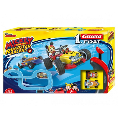 Carrera 1. First - Mickey and the Roadster Racers 63013
