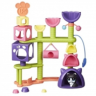 Littlest Pet Shop - Koci Plac zabaw E2127