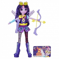 My Little Pony Equestria Girls - Friendship games Twilight Sparkle łuczniczka B2026 B1772