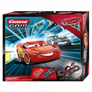 Carrera GO!!! - Disney Auta CARS3 Finish First 62418
