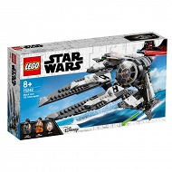 LEGO Star Wars - TIE Interceptor Czarny As 75242