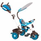 Little Tikes - Rowerek 4w1 Sport Edition Blue 634352