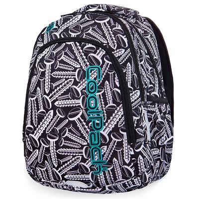 b9b616a9e141a CoolPack - PRIME Plecak młodzieżowy Screws 25033