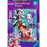 Ravensburger - Puzzle Enchantimals XXL 200 elem. 126026